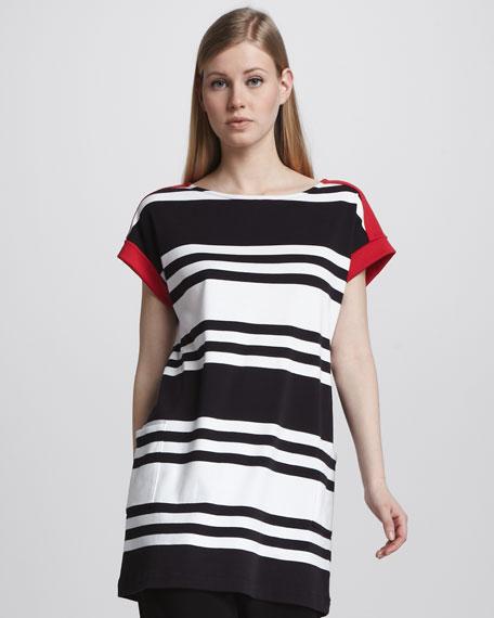 Bold-Stripe Tunic