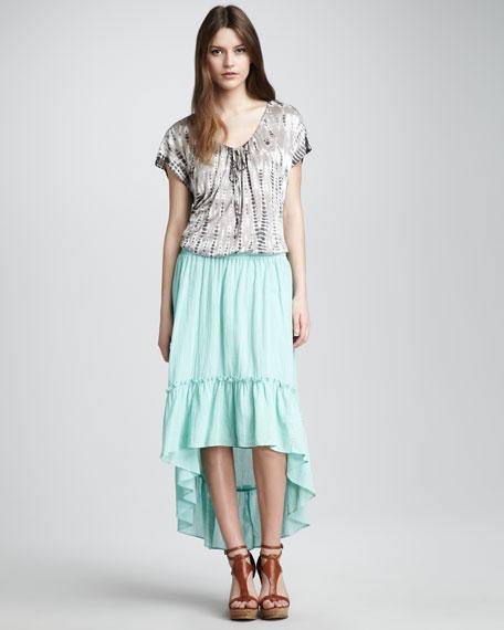 Daydreamer Asymmetric Skirt
