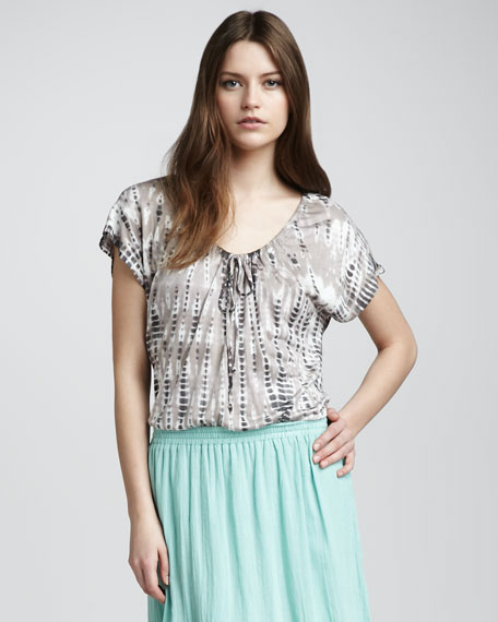 Festival Gathered Top