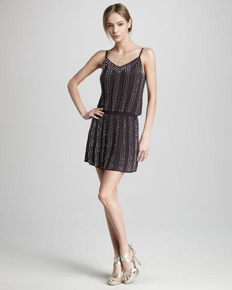 Caryn Beaded Dress