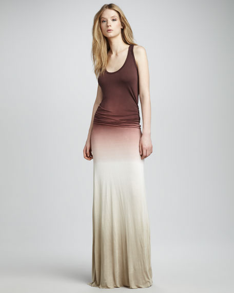 Hamptons Ombre Maxi Dress