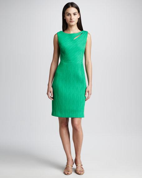 Cutout Detail Dress