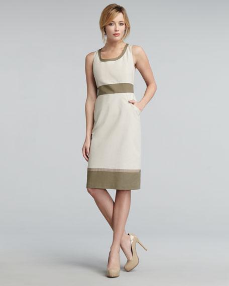 Metropolitan Sleeveless Dress