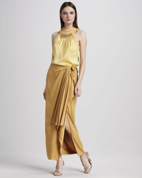 Chloe Wrap Skirt