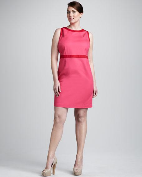 Anita Twill Dress, Women's