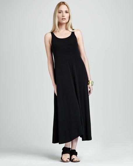 Silk-Jersey Dress