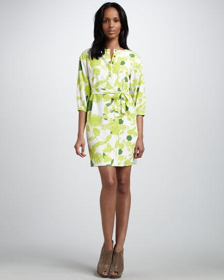 Julieta Floral-Print Dress
