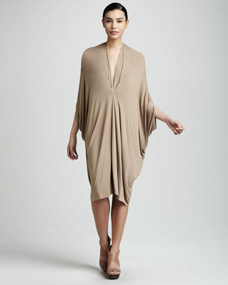 Gwyneth Short Caftan Dress, Women's
