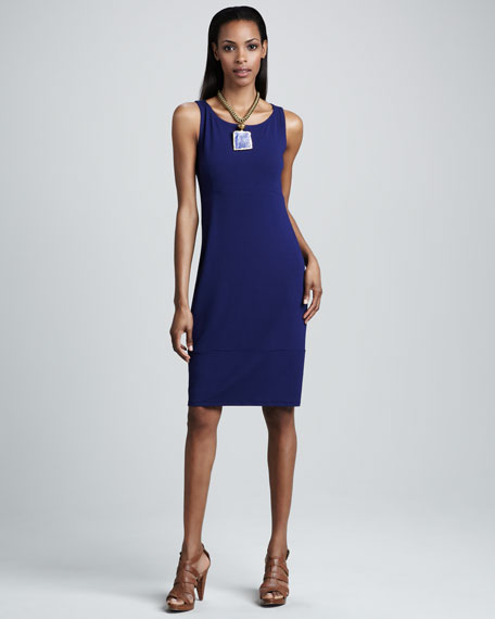 Slim Jersey Dress