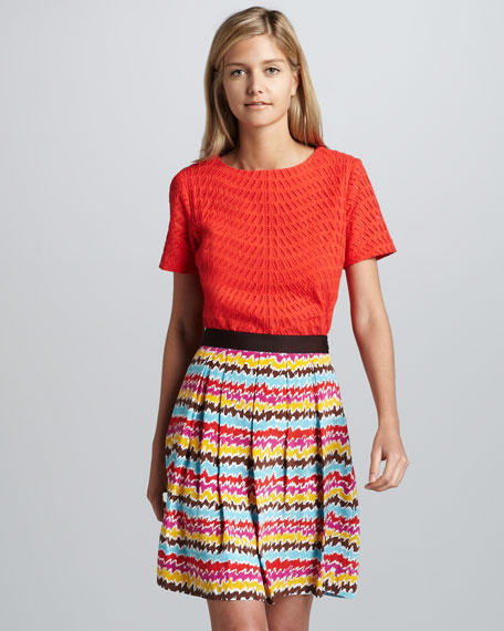 Tidepool Fiesta Skirt