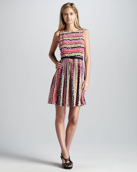Esperanza Striped Dress