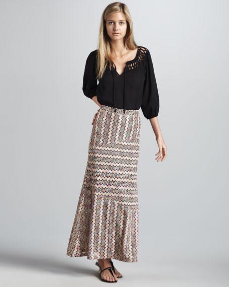 Malia Lace Maxi Skirt