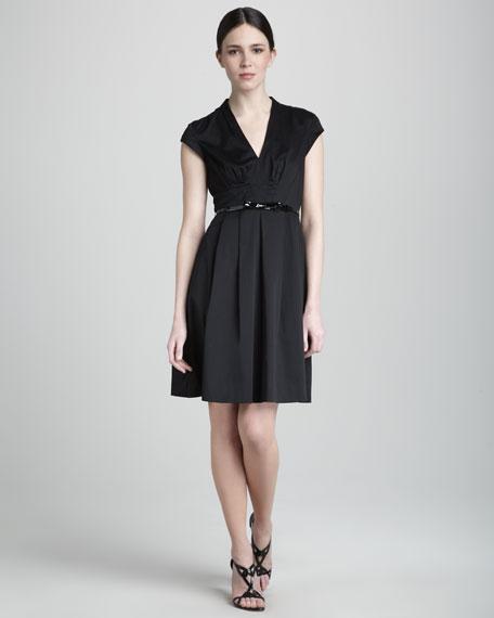 gwendolyn poplin dress
