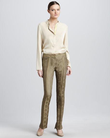 Lorenza Printed Pants