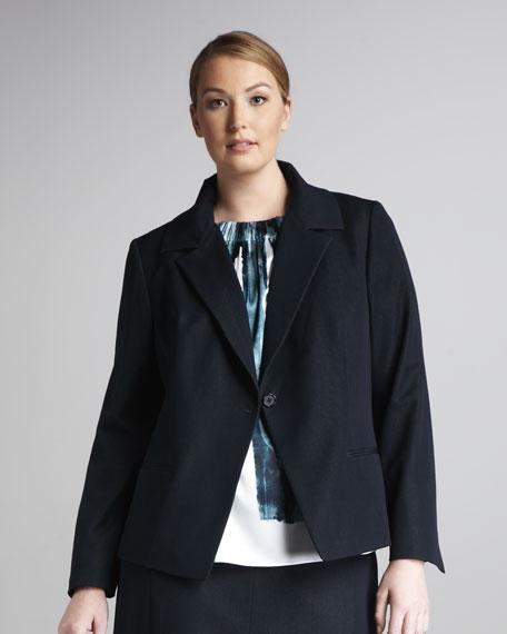 Venus One-Button Jacket, Women's