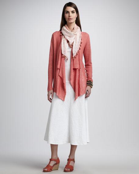 Linen Skirt, Petite