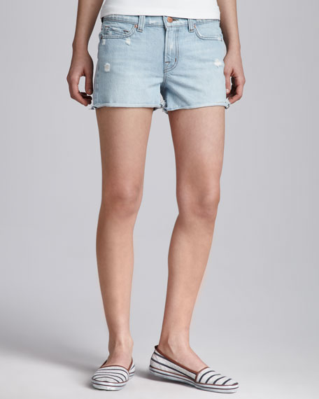 Aquarius Cutoff Shorts
