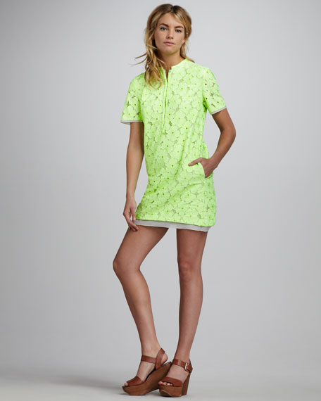 Warner Lace Dress