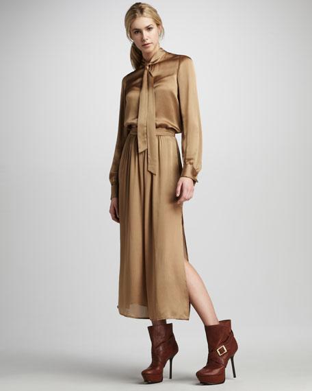 Delphine Midi Skirt