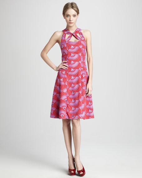 California Girl Jacquard Dress