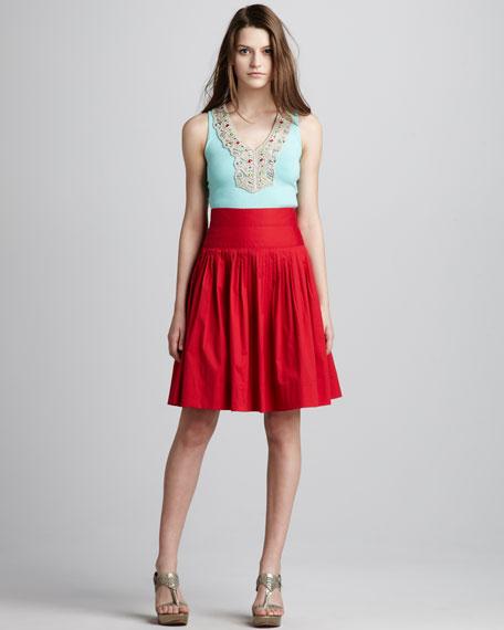 Summerland Flared Skirt