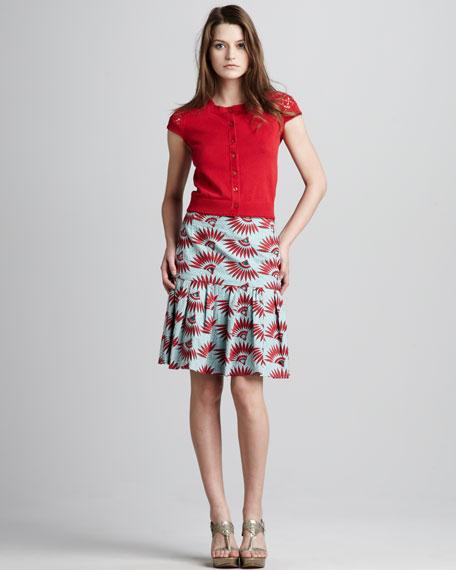 Coastline Drop-Waist Skirt