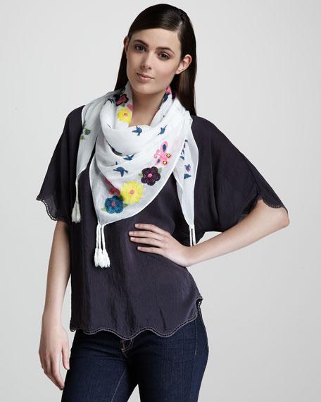 Maria Dolman-Sleeve Top, Women's