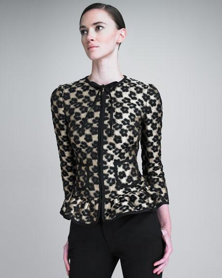 Leopard Flower Jacket