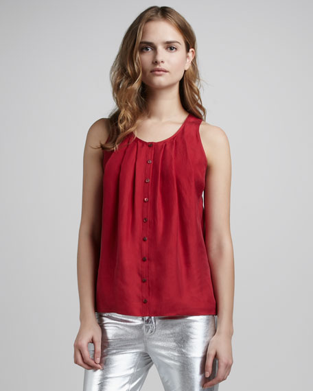 Button-Up Tank