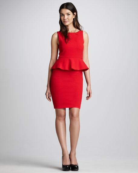 Tracey Peplum Dress