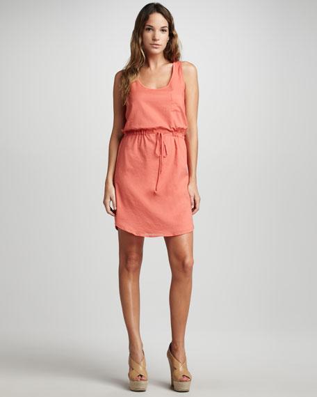 Tie-Waist Dress