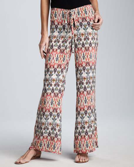 Boho West End Drawstring Pants