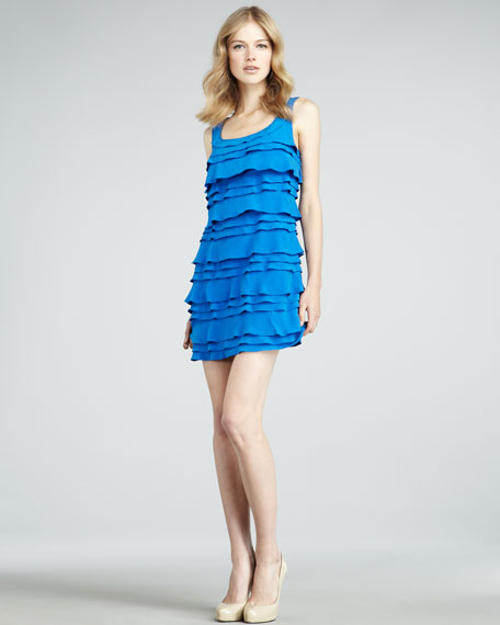 Pennies Sleeveless Party Dress