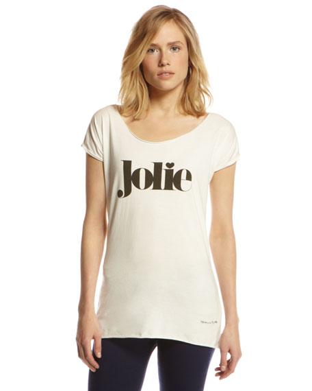 Printed Jolie Tee