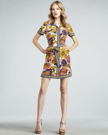 Annabel Tie-Waist Dress