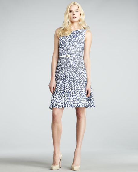 Millicent Dotted Dress