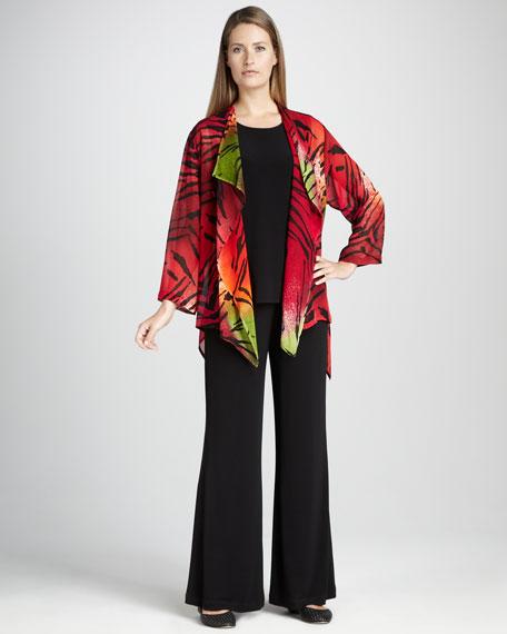 Tiger Tie-Dye Jacket, Women's