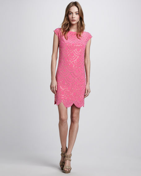 Rindra Sequined Dress