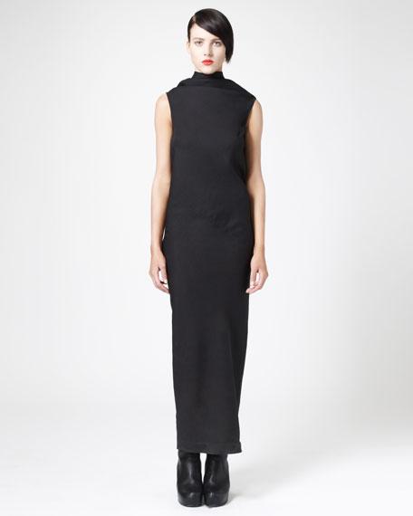 V-Back Dress