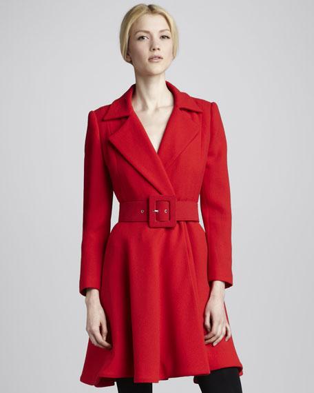 Loris A-Line Coat