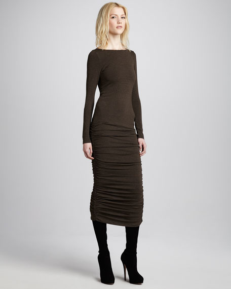Camille Ruch-Skirt Dress