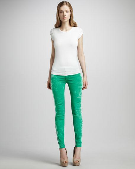 Legacy Skinny Jeans, Beatnik Green