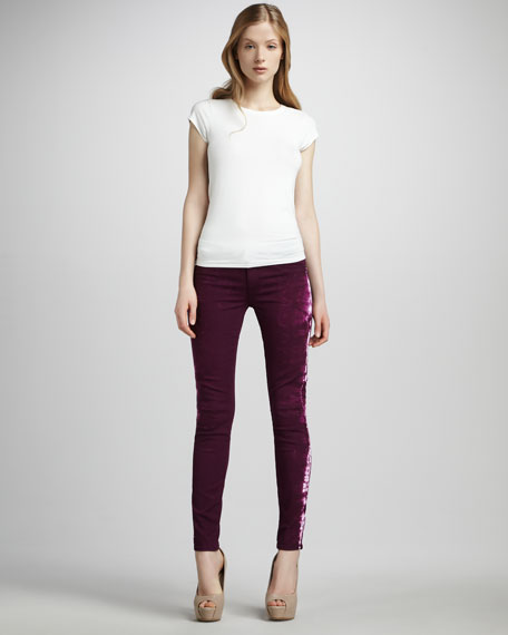 Legacy Skinny Jeans, Hendrix Purple