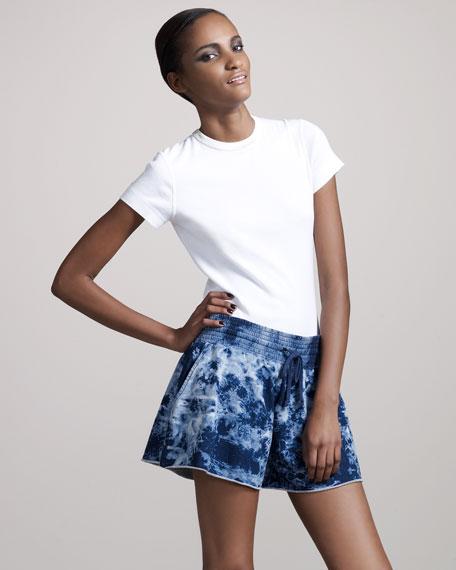 Unwerth Mineral-Wash Shorts