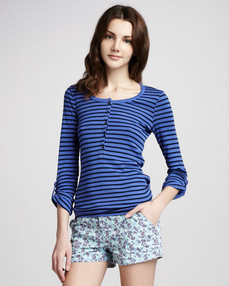 Florence Striped Henley