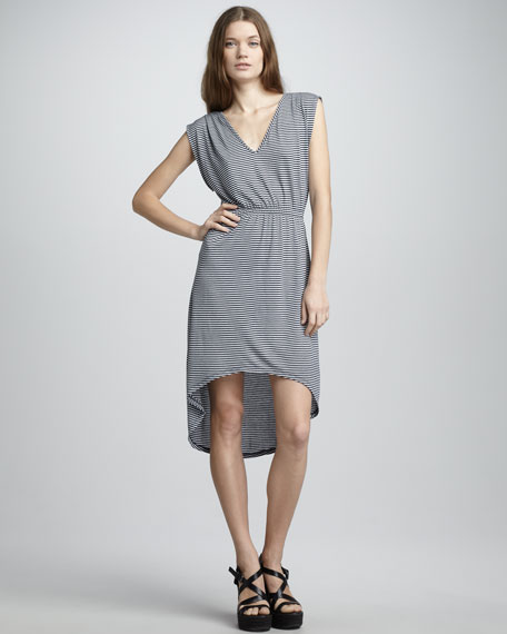 Christina Hi-Lo Dress