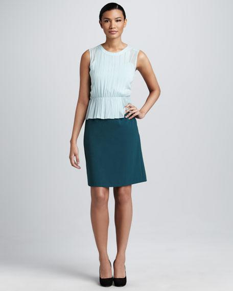 Soft System Combo Dress