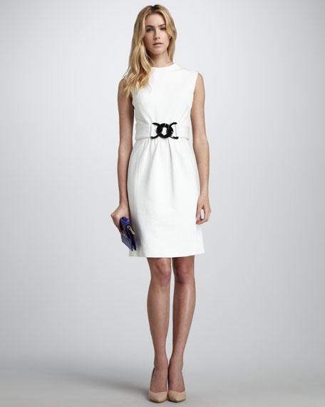 Genevieve Link-Belt Dress