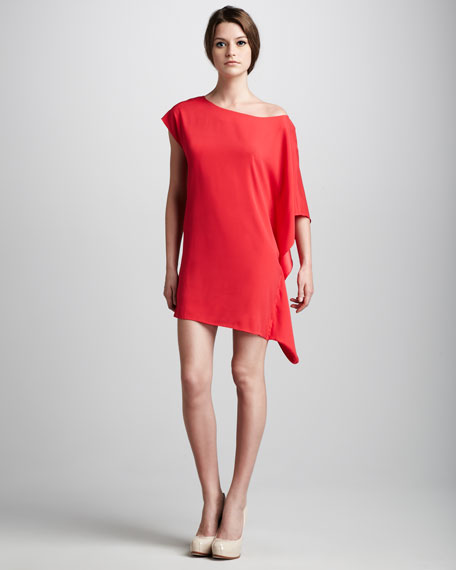 Marci Asymmetric Dress
