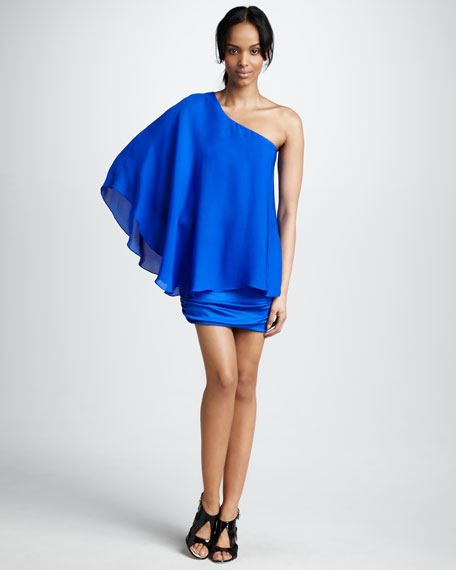 Candill One-Shoulder Dress